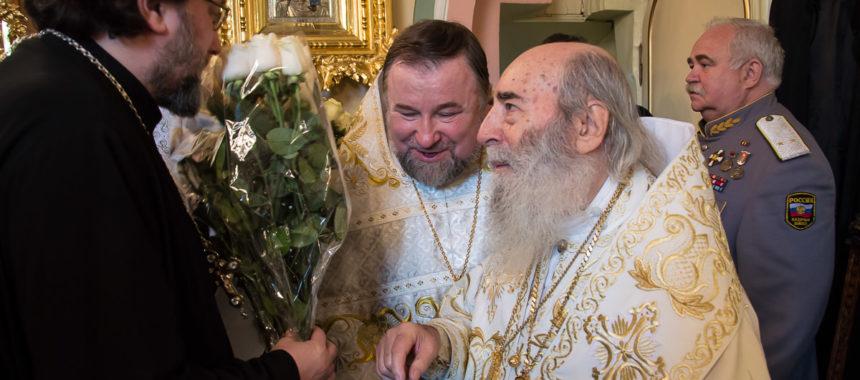 День рождения митрополита Владимира (Котлярова)
