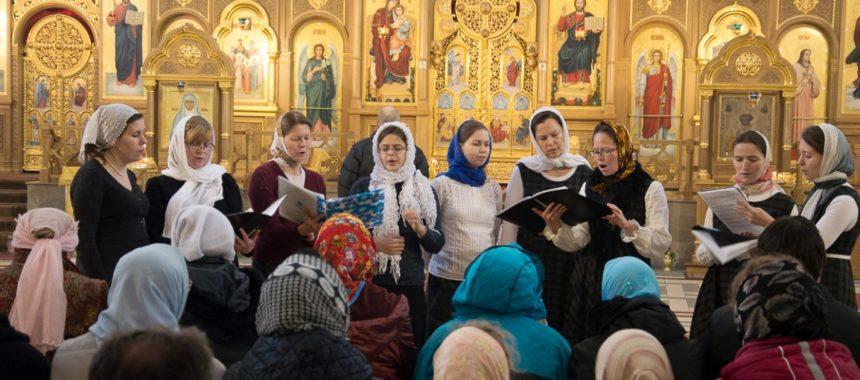 приходской праздник в честь Казанской иконы Божьей Матери
