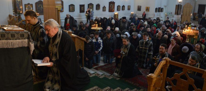 Прощеное Воскресенье. Первая седмица Великого поста. Торжество Православия