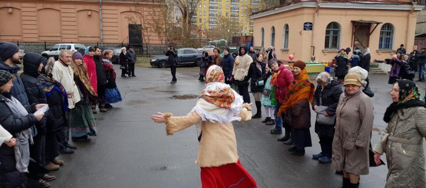 Приходской праздник в День Казанской иконы Божией Матери