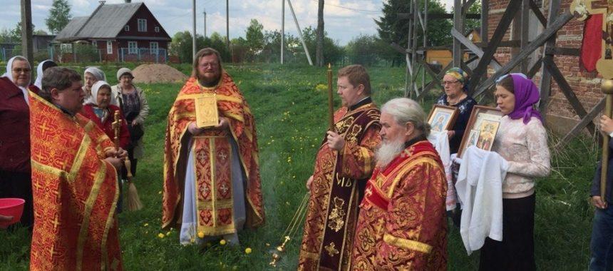 преставился ко Господу диакон Виктор Михайлович Михалин