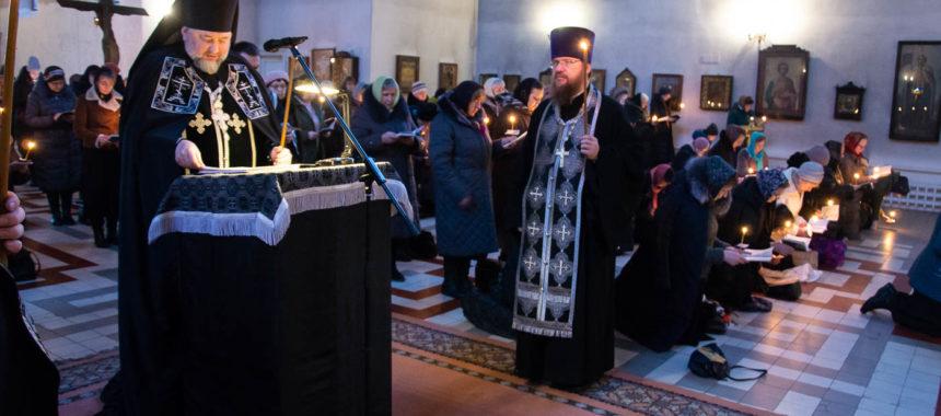 Начало поста. Торжество Православия