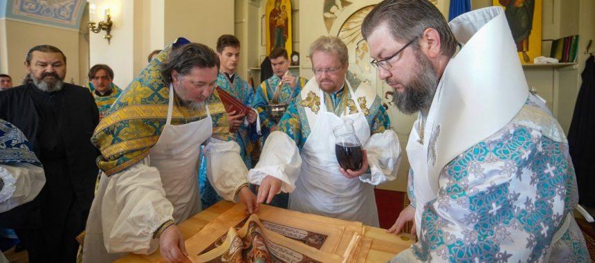 День памяти Коневской иконы Богородицы