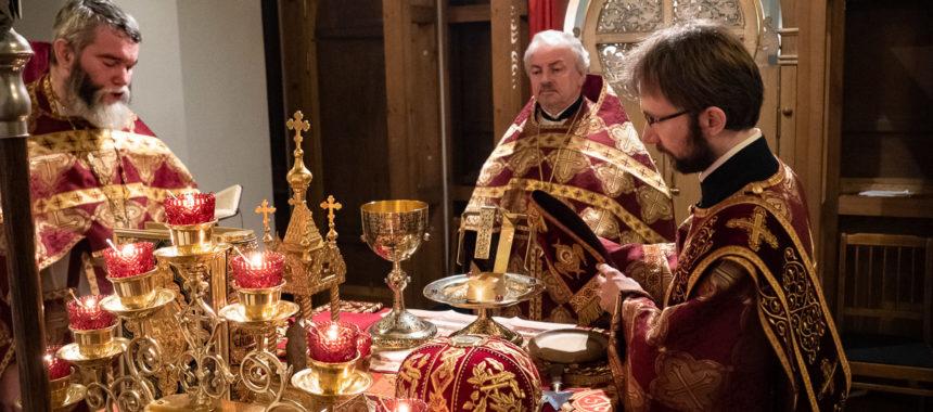 День памяти святых Царственных страстотерпцев
