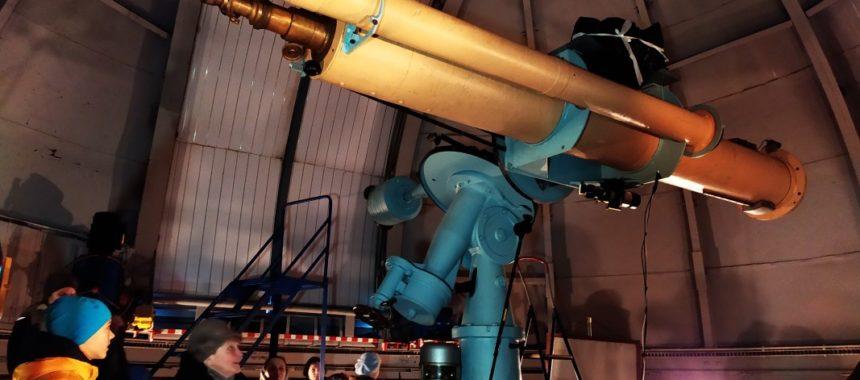 Экскурсия в Обсерваторию Пулково