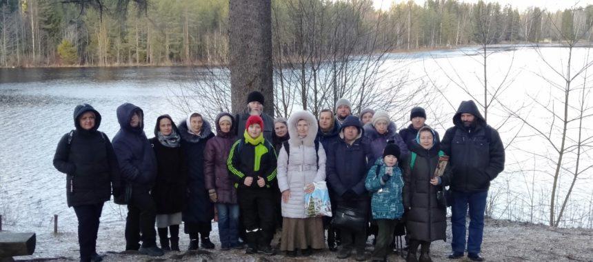 Паломническая поездка трезвеннической общины