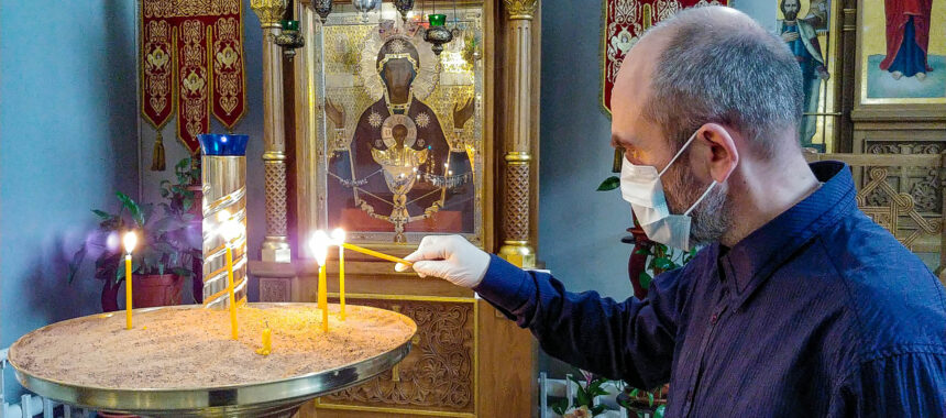 Возобновлен допуск прихожан в храм