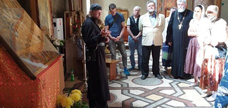 паломническая поездка Общества трезвости и реабилитационного центра «Воскресение»